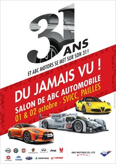ABC Motors - Discover the Supercars on Show at SVICC