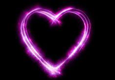 purple heart illustration