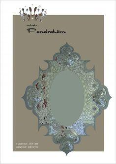 art mosaique sculpture - tout miroir: