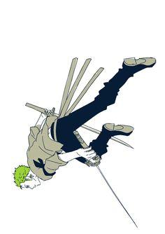Roronoa Zoro - One Piece
