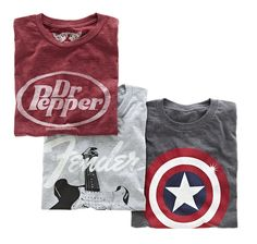 guys' graphic tees