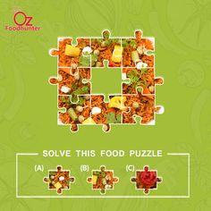 Here's a riddle for you to solve while you wait for the delicious #food to  arrive ! leave your answers in the comment below. Food Graphic Design, Food Menu Design, Food Poster Design, Creative Poster Design, Ads Creative, Creative Posters, Food Advertising, Creative Advertising, Advertising Design