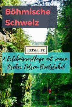 Zwei tolle Wanderstrecken in der Böhmische Schweiz. Ein wahres Paradies. Naturreisen! Reisen In Europa, Wild Nature, Dresden, Trekking, Road Trip, Hiking, Wanderlust, Explore, Adventure