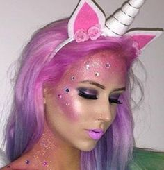 The Most Popular Halloween Costume on Pinterest: Fairy Unicorn / Click for How-To
