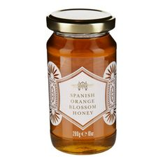 Spanish Orange Blossom Honey beautiful for a christmas gift