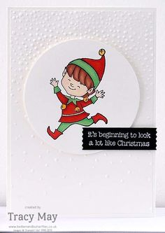 Stampin' Up! Independent Demonstrator Tracy May Christmas Cuties