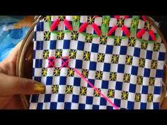 - 11 bordado español con cony - YouTube