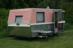 RV Vintage- this is my idea of a girl cave that travels when and where I want!