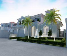 Palm Dubai villa