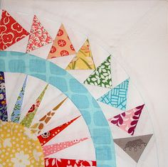 I swear.. I'm going to resume my Quilting ASAP!!! Love This!