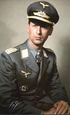 Third Reich-Generalleutnant Wilhelm Schmalz