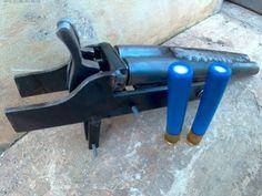 Homemade double barrel 410 pistol shotgun part 1 - YouTube