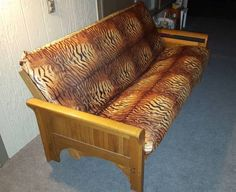 This Futon Set Package Is Displayed With A Funky Cover Urbanfutonbeds Com