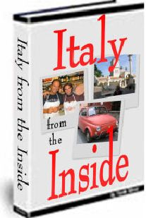 Italy from the Inside is an indispensable resource for anyone planning a trip to Italy...