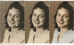 Photo Photo Restoration edited by Katy A. Old Photo Restoration, Old Photos, Color, Old Pictures, Vintage Photos, Colour, Colors