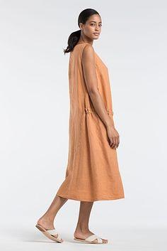Premium chiffon kleid im lagenlook