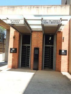 """Conheça o """"Museu do Apartheid"""" em Joanesburgo (África do Sul)"""