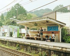 Train Station, street photography, photo: gooldays on flickr #travel