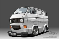 О нас Vw T3 Syncro, Volkswagen Westfalia, Vw Mk1, Auto Illustration, T3 Bus, Transporter T3, Cool Car Drawings, Cars Characters, Car Vector