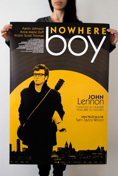 Nowhere Boy, by #Barfutura, Madrid