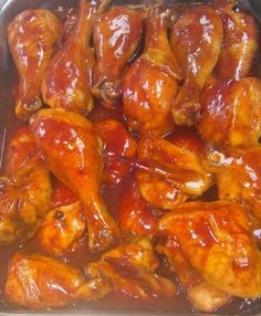 Bbq baked chicken