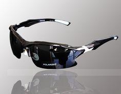 Goggles Racing Glasses Eyewear Motorcycle Ski Anti Bike Dirt UV Polarized Lenses #GogglesRacingGlassesChina