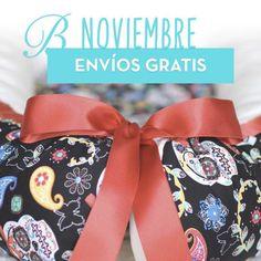 Envíos gratis todo el mes de noviembre. Minicunas Babynest. www.babynest.es