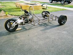 Motorized Trike, Motorcycle Towing, Electric Tricycle, Electric Scooter, Homemade Go Kart, Motocross, Go Kart Buggy, Solar Car, Reverse Trike