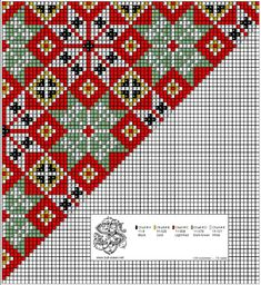 Perlesøm på stramei, bunad. – Vevstua Bull-Sveen Cross Stitch Embroidery, Cross Stitch Patterns, Arts And Crafts, Diy And Crafts, Art Crafts, Sampler Quilts, Bead Crochet Rope, Chart Design, Loom Beading
