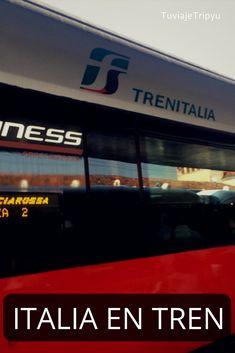Como moverse por Italia en #tren es el medio de transporte mas común y la mejor manera de movilizarte en Italia y en #Europa #trenItalia #italoTren Toscana Italia, Train Travel, Train Trip, Wonderful Places, Road Trip, Tours, Italy, Travel Blog, Viajes