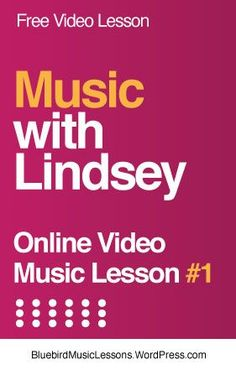 Piano Lessons, Lessons For Kids, Online Music Lessons, Music Lesson Plans, Online Video, Homeschool Curriculum, Wordpress, Reading, Fun