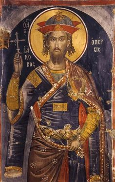 Saint James the Persian - Great Martyr