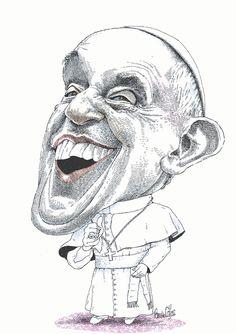 Papa Francisco, Hombre del Año - Pancho Cajas