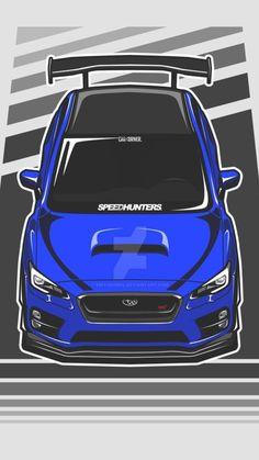 Mitsubishi Lancer Evo IX by erithdorPL on DeviantArt Tuner Cars, Jdm Cars, Cool Car Drawings, Jdm Wallpaper, Car Illustration, Japan Cars, Wrx Sti, Mitsubishi Lancer, Art Graphique