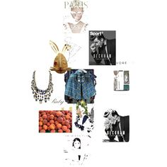 VINTAGE BLOG by annegret on Polyvore featuring vintage, annegret212 and auctionnewyork