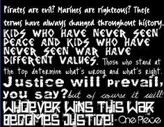 One Piece Quotes One Piece Quote  Sanjifroztlegend.deviantart On Deviantart .