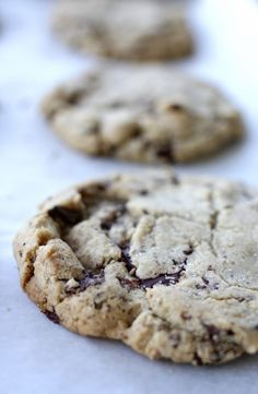 New York Times Chocolate Chip Cookies. What sets them apart from other cookie recipes and why flour, refrigeration and chocolate make a difference!