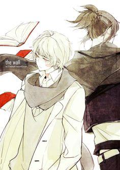 No. 6 - Nezumi and Shion