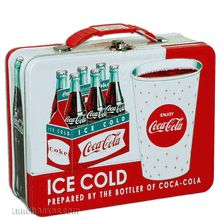 Coca Cola Snackbox - Lunchboxes.com