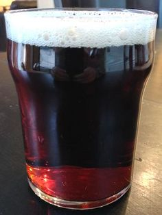 Maine Beer Red Wheelbarrow Clone