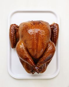 Bon Appétit // 10 Tips For The Perfect Turkey (Yep, It's That Time Again)