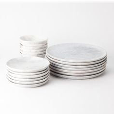 Shops, Plates, Tableware, Collection, Stone Bowl, Dinner Sets, Natural Stones, Tablewares, Licence Plates