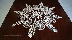Rangoli Designs Latest, Rangoli Designs Flower, Rangoli Border Designs, Rangoli Designs Diwali, Rangoli Designs Images, Kolam Rangoli, Beautiful Rangoli Designs, Mehandi Designs, Padi Kolam