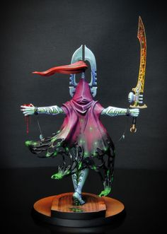 The Blog of Kouzes: Avatar of Khaine