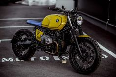 Perfectly scrambled: NCT deconstructs the BMW R nineT | Bike EXIF