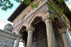 Buchares, Stavropoleos Church http://www.touringromania.com/regions/bucharest.html