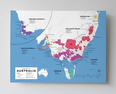 Australia–so much more than Shiraz Each of the 6 major regions has a unique wine focus based on their individual climate. In South Australia, you'll find Shiraz and full-bodied Cabernet blends. In Wes