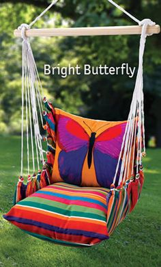 Garden Swing Chairs - Acacia