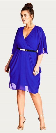 Plus Size Party Dress #plussize