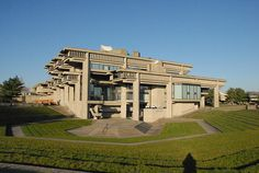 The architecture design of Southeastern Massachusetts Technological Institute (SMTI) built in the which then became Southeastern Massachusetts University (SMU) in the and UMass Dartmouth in the Louis Kahn, Philip Johnson, Boston Architecture, Modern Architecture, Dartmouth University, Paul Rudolph, World Library, University Of Massachusetts, New Bedford